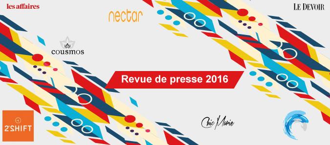Revue de presse 2017
