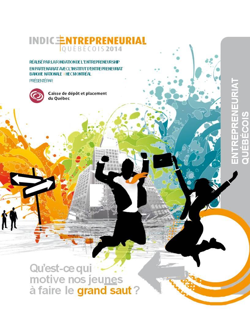 Indice Entrepreneurial Québécois 2014
