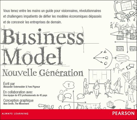 le livre Business Model Nouvelle Génération