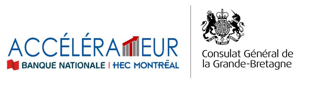 Nick Baker, Consul général de la Grande-Bretagne en visite à l'Accélérateur Banque Nationale - HEC Montréal