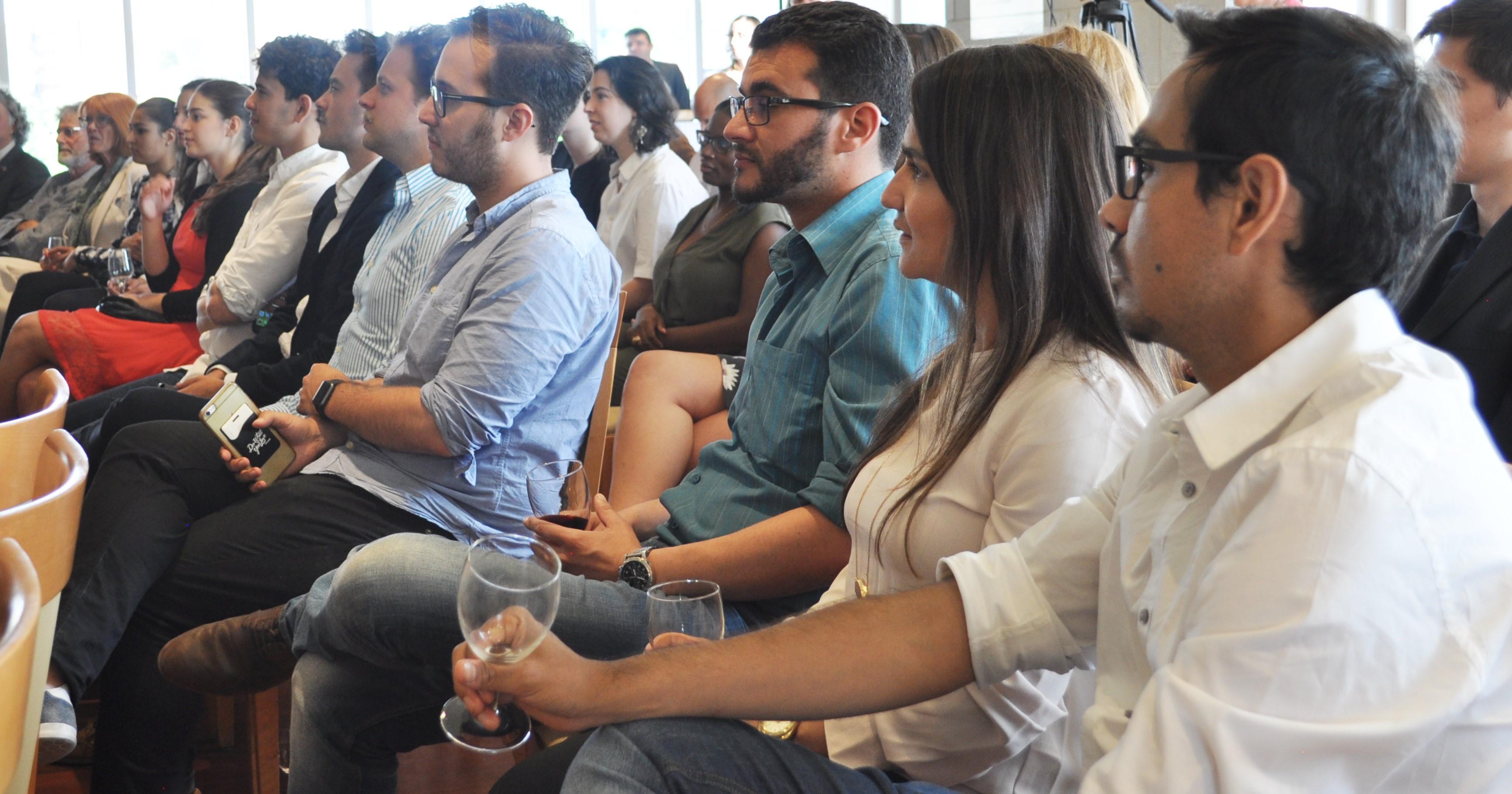 Cocktail de réseautage entrepreneuriat