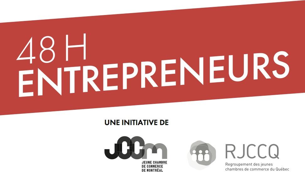 On anime un panel sur le transfert d'entreprises à 48H Entrepreneurs